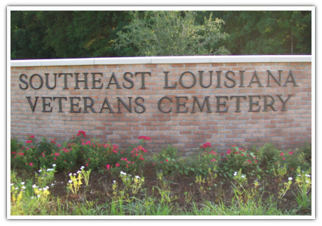 NE Louisiana Veterans Cemetery